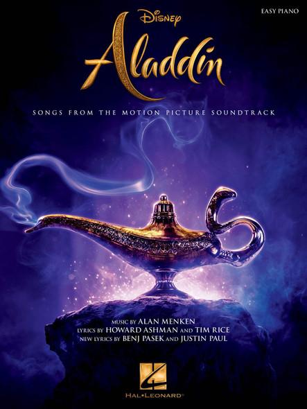 Aladdin Soundtrack,  Easy Piano Songbook