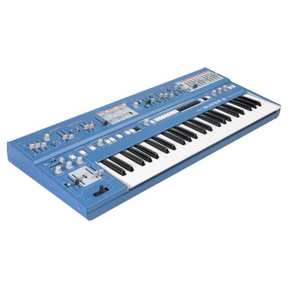 UDO Super 6 Binaural Polyphonic Synthesizer, Blue