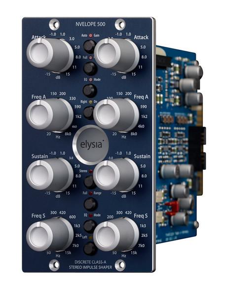 Elysia Nvelope-500 Audio Processor in 500 Series Format