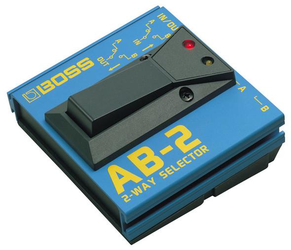 Boss AB-2 2 way selector pedal