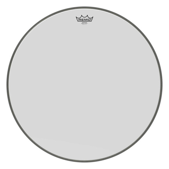Remo BB-1122-00 Emperor Coated 22-inch Bass Drum Head