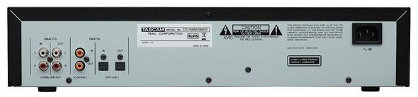 Tascam CD-RW900MK2 Rackmount CD Recorder