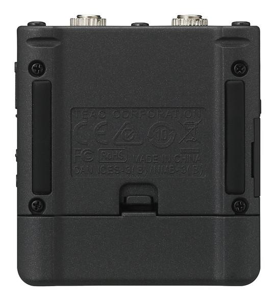 Tascam DR-10CS Linear PCM Recorder for Sennheiser Wireless Lavalier Systems