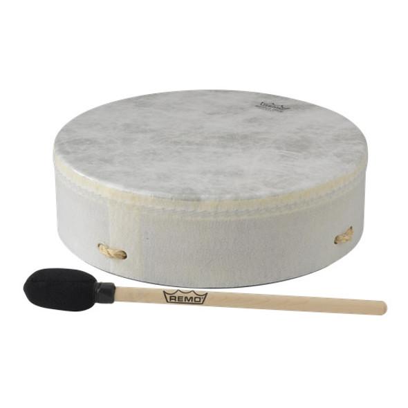 Remo E1-0312-00 3.5x12 Buffalo Drum with Mallet