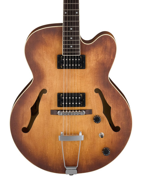 Ibanez AF55-TF Artcore Hollow Body Electric Guitar, Tobacco Flat