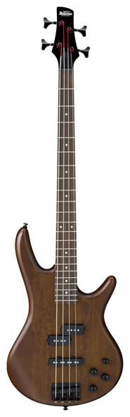 Ibanez GSR200B-WNF GIO Series Electric Bass Guitar, Walnut Flat