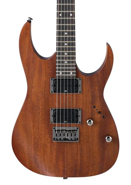 Ibanez RG421-MOL RG Series Electric Guitar, Mahogany Oil