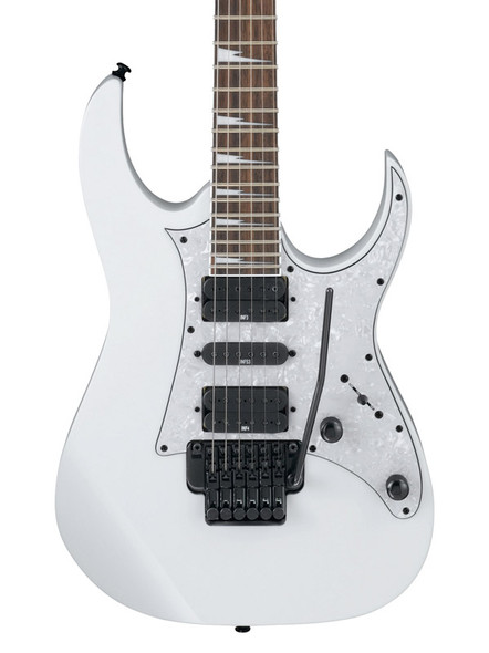 Ibanez RG350DXZ-WH RG Series Electric Guitar, White