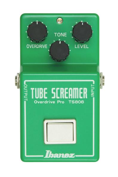 Ibanez TS808 Tube Screamer Overdrive Effects Pedal