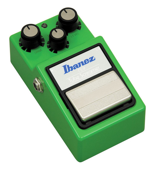 Ibanez TS9 Tube Screamer Overdrive Effects Pedal