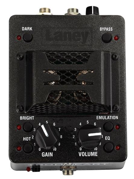 Laney Ironheart IRT-Pulse Valve Pre-Amp and USB Audio Interface