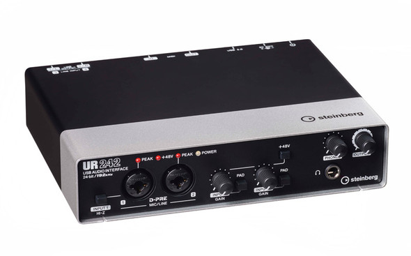 Steinberg UR242 2x4 USB Audio Interface