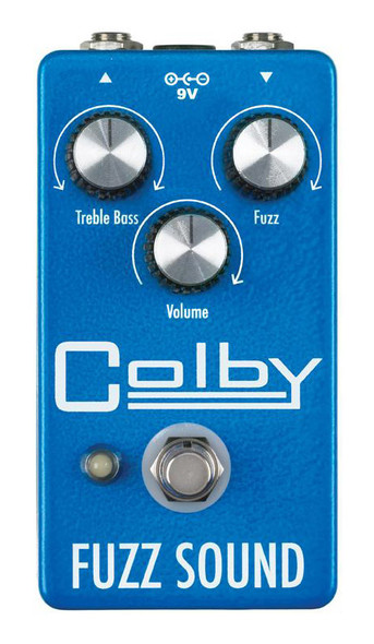 EarthQuaker Devices Colby Fuzz Effects Pedal