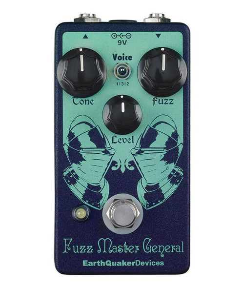 EarthQuaker Devices Fuzz Master General Effects Pedal