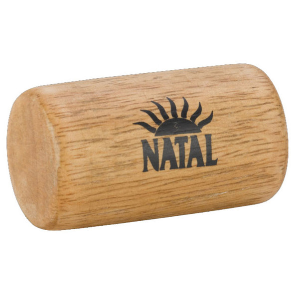 Natal WTUSK-S Wood Tube Shaker, Small