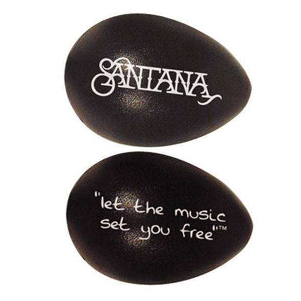 LP LPR003-BK Santana Egg Shakers, Black
