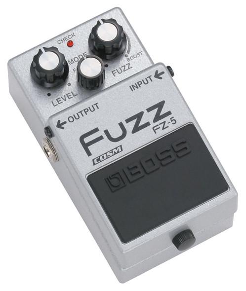 Boss FZ-5 Fuzz guitar distortion pedal