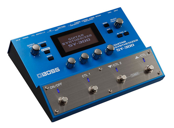 Boss SY-300 Guitar Synth Pedal
