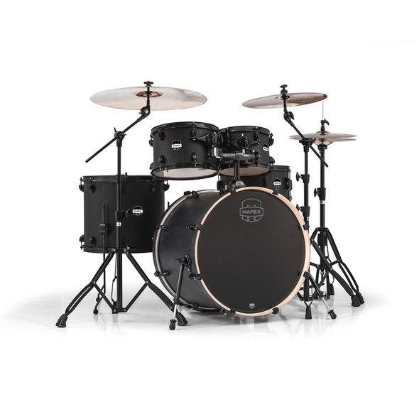 Mapex MA529SF Mars Rock 5 Piece Shell Pack, Nightwood