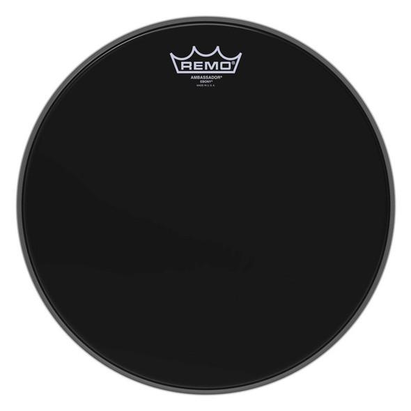 Remo ES-0013-00 Ambassador Ebony 13-inch Drum Head