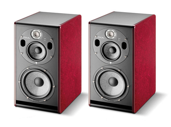 Focal Trio6 BE 3-Way Active Studio Monitors (Pair)