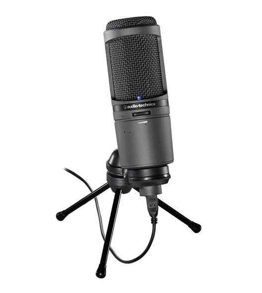 Audio Technica AT2020 USBi Microphone