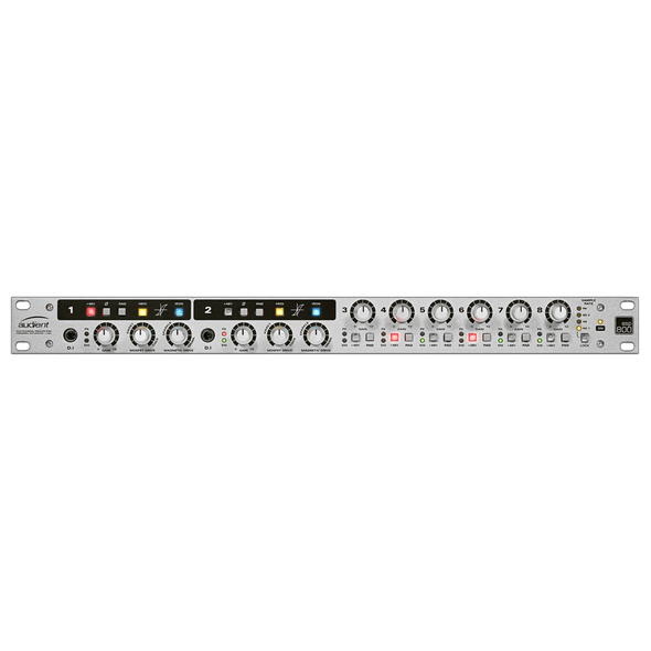 Audient ASP800 8 Channel Mic Preamp and Converter
