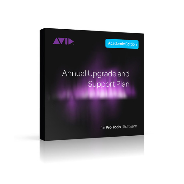 AVID Pro Tools with Annual Upgrade & Support Plan Student/Teacher