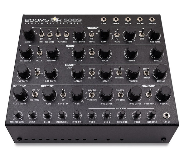 Studio Electronics Boomstar 5089 Analogue Synth Module