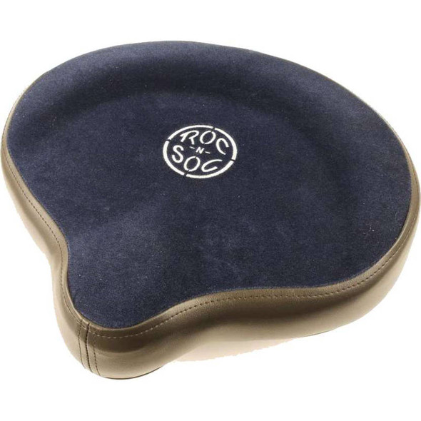 Roc n Soc Drum Throne Saddle Top, Blue