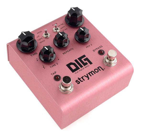 Strymon DIG Delay Dual Digital Delay Effects Pedal