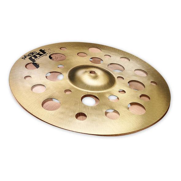 Paiste PSTX 14 Inch Swiss Flanger Stack Cymbals