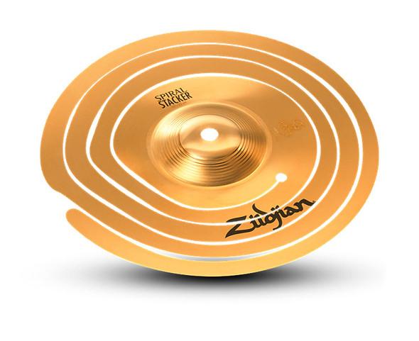 Zildjian FXSPL10 10 Inch Spiral Stacker Cymbal