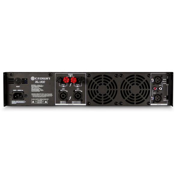 Crown XLi800 Power Amplifier