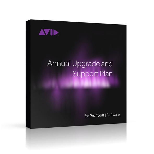 AVID Annual Upgrade and Support Plan for Pro Tools - Institutional