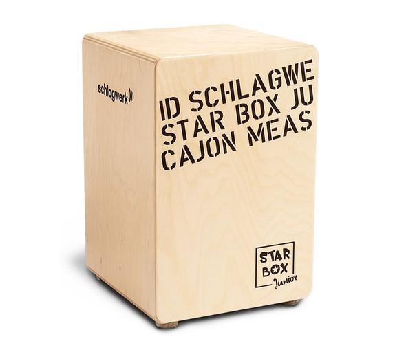 Schlagwerk Star Box Cajon