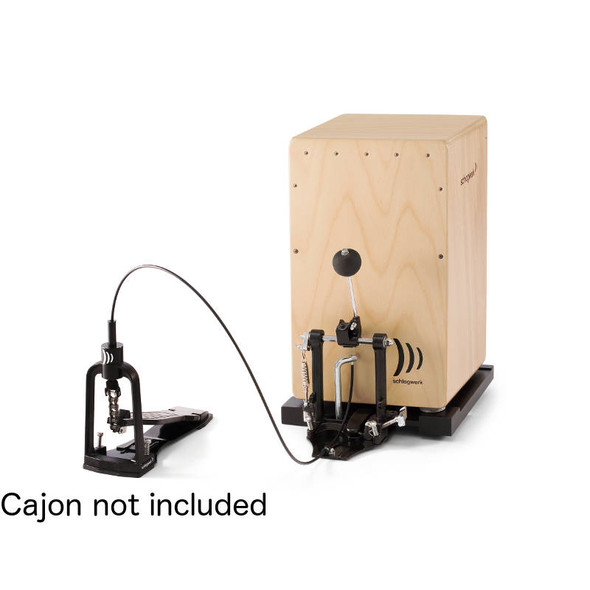 Schlagwerk CAP 100 Cajon Pedal with Base Plate