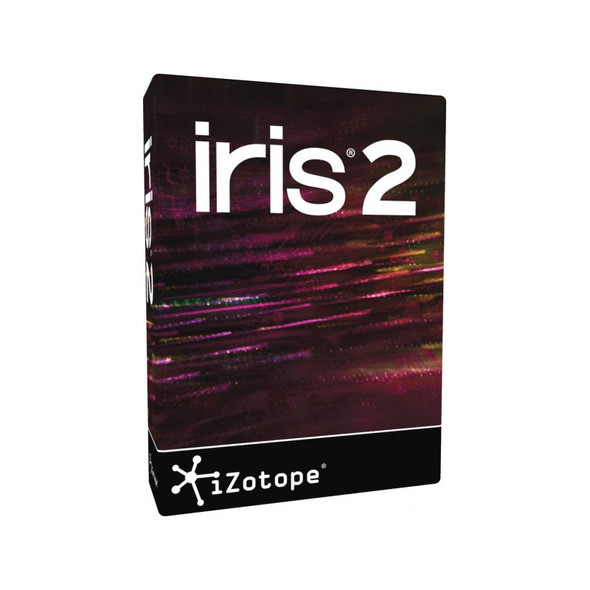 iZotope IRIS 2 Software Sampler/Synth (Serial Download)
