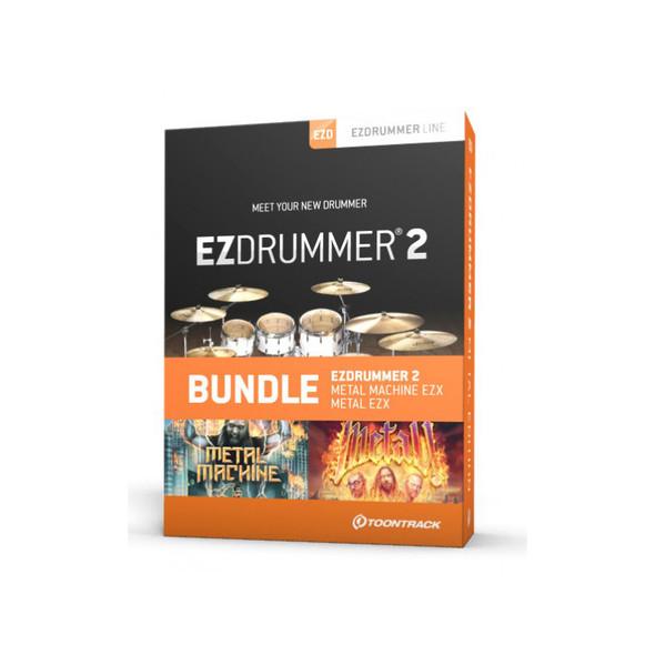 Toontrack EZdrummer 2 Metal Edition (Download)