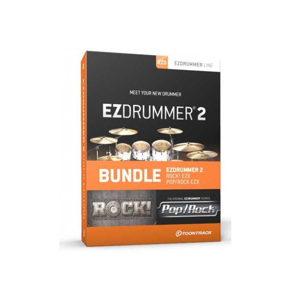 Toontrack EZdrummer 2 Rock Edition (Download)