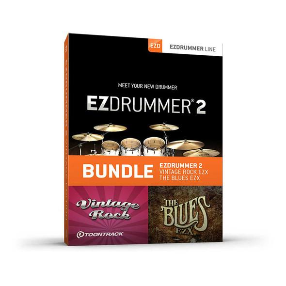 Toontrack EZdrummer 2 Vintage Edition (Download)