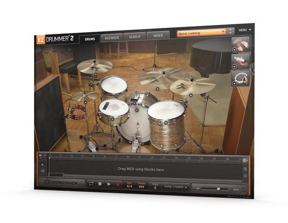 Toontrack EZX Southern Soul Expansion for EZ Drummer (Serial Download)