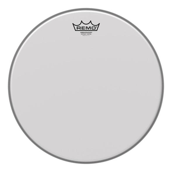 Remo VA-0115-00 Ambassador Vintage Coated 15 Inch Drum Head