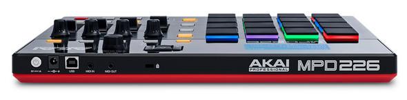 Akai MPD226 USB Pad Controller