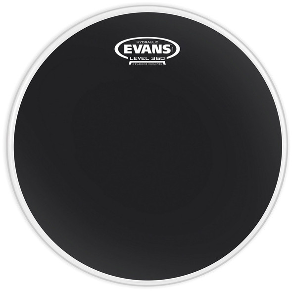 Evans TT12HBG 12 Inch Hydraulic Black Drum Head