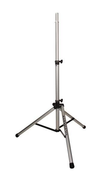 Ultimate Support TS-80S Aluminium Speaker Stand (Single, Silver)