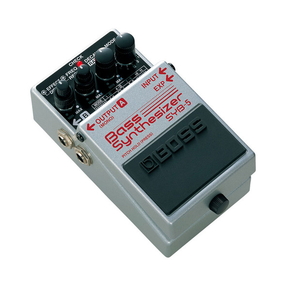 Boss SYB-5 Synth Bass Pedal
