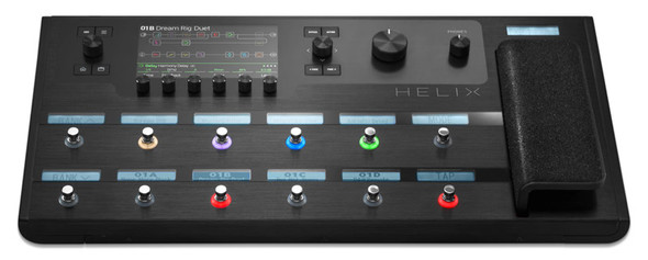 Line 6 Helix Tour Grade Multi FX Pedal