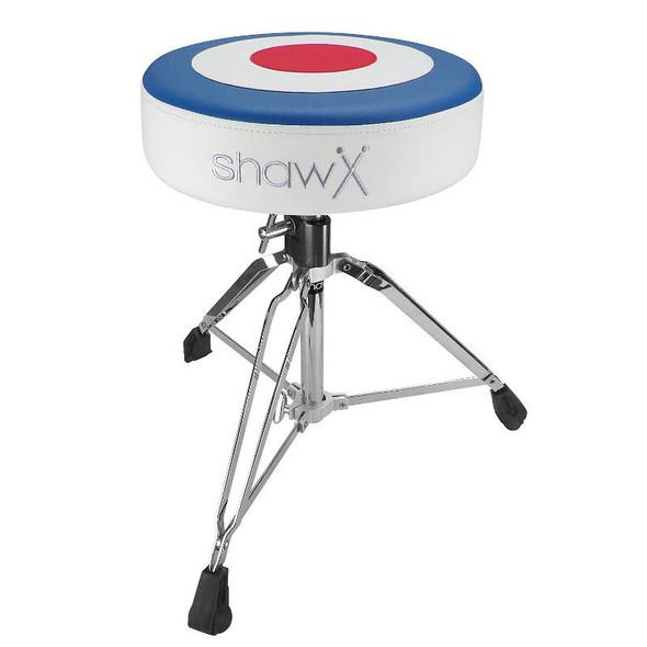 Shaw SHS17 Round Target Drum Throne