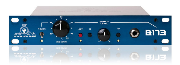Black Lion Audio B173 Single Channel Preamp